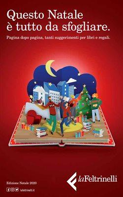 Offerte Libreria e Cartoleria nella volantino di La Feltrinelli a Como ( Pubblicato ieri )