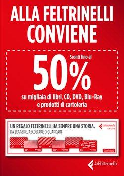 Offerte di Libreria e Cartoleria nella volantino di La Feltrinelli ( Per altri 8 giorni)