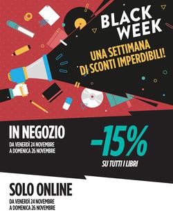Offerte Libreria e cartoleria nella volantino di La Feltrinelli a Cesena