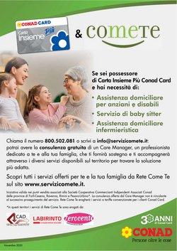 Catalogo Conad Ipermercato a Forlì ( Più di un mese )