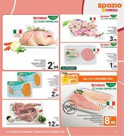 Offerte di Pollo a Conad Ipermercato