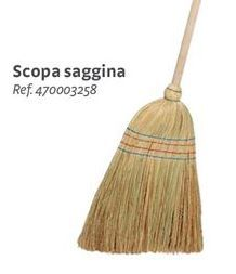 Offerta per Scopa saggina a 6€