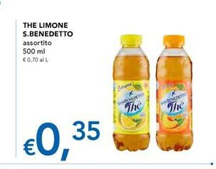 Offerta per The limone San Benedetto a 0,35€