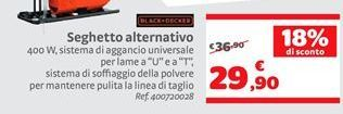 Offerta per Seghetto alternativo a 29,9€