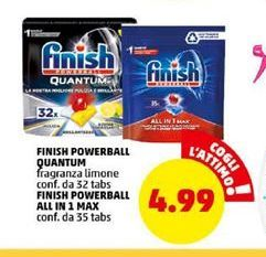 Offerta per Finish powerball quantum a 4,99€