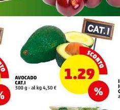 Offerta per Avocado cat.1 a 1,29€