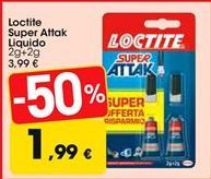 Offerta per Colla stick Attak a 1,99€