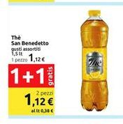Offerta per The San Benedetto a 1,12€