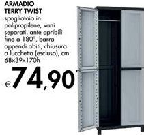 Offerta per Armadio terry twist a 74,9€