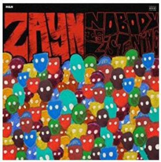 Offerta per Nobody is listening - ZAYN a 16,9€