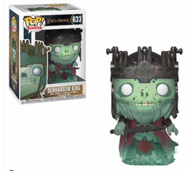 Offerta per The Lord Of The Rings - Pop Funko Vinyl Figure 633 Dunharrow King 9Cm a 12,79€