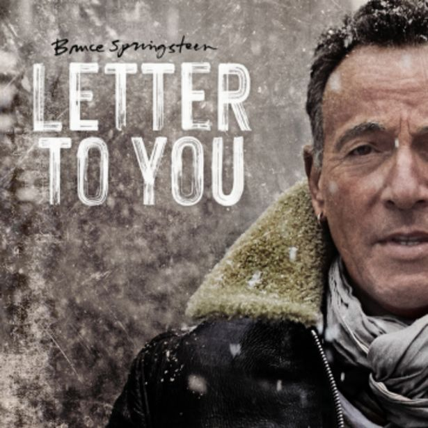 Offerta per Letter to you - Bruce Springsteen a 14,36€