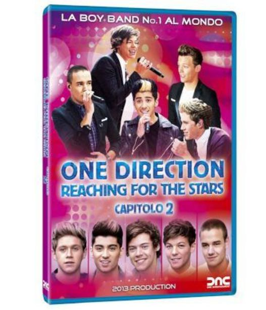 Offerta per One Direction - Reaching For The Stars #02 a 4,99€