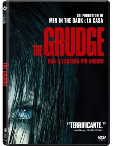 Offerta per Grudge (The) - Nicolas Pesce a 12,74€