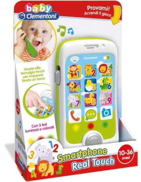 Offerta per Smartphone Touch & Play a 11,9€