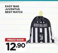 Offerta per Easy Bag Juventus Best Match a 12,9€