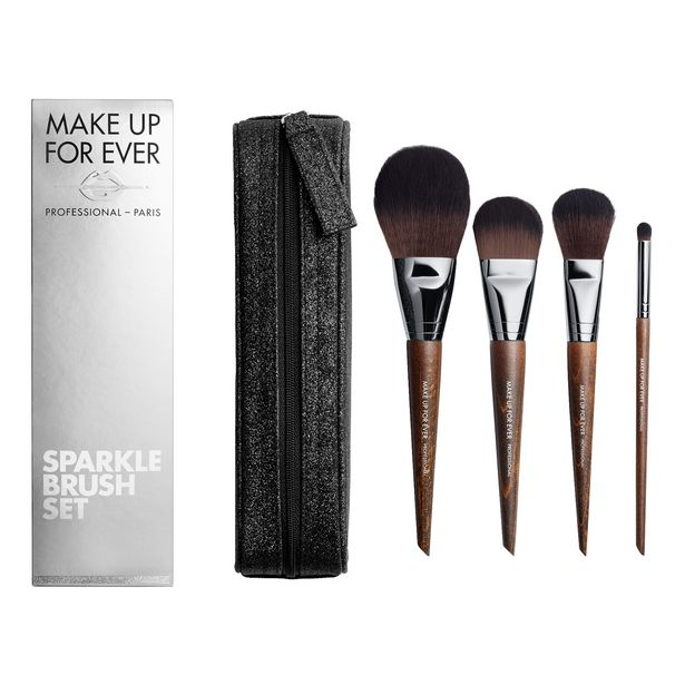 Offerta per Brush set sparkle - kit pennelli makeup a 71,9€