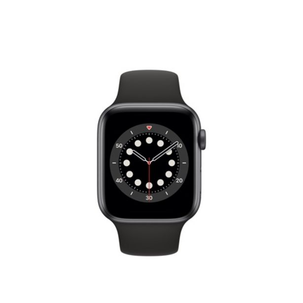 Offerta per Apple Watch Series 6 GPS + Cellular 44mm Grigio Siderale a 99,99€