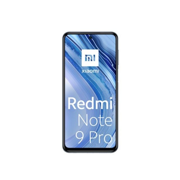 Offerta per Xiaomi Redmi Note 9 Pro Interstellar Grey 128 GB a 9,99€
