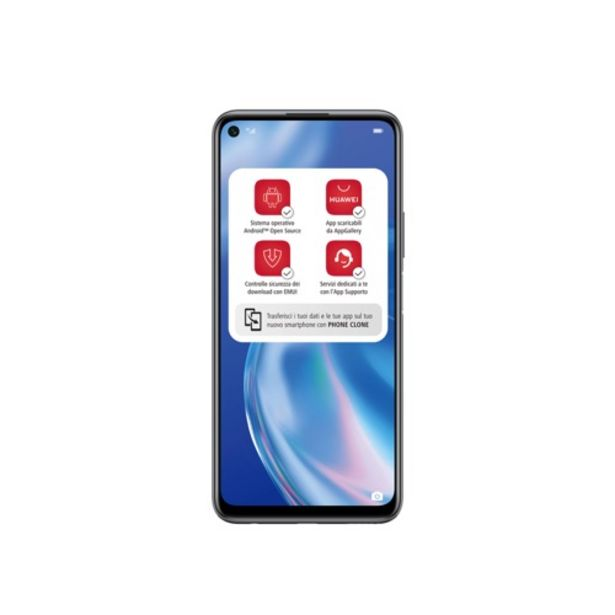 Offerta per Huawei P40 Lite 5G Midnight Black 128 GB a 9,99€