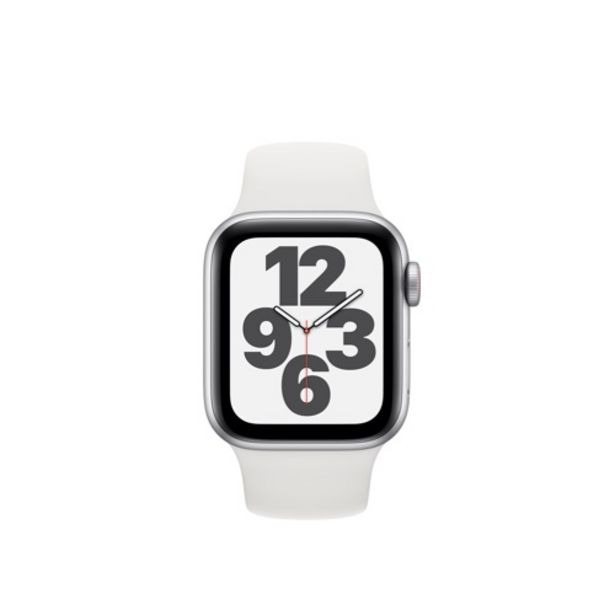 Offerta per Apple Watch Series SE + Cellular 40mm Argento a 9,99€