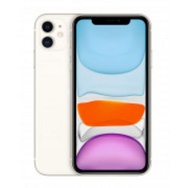 Offerta per Apple iPhone 11 64GB Bianco a 719,9€
