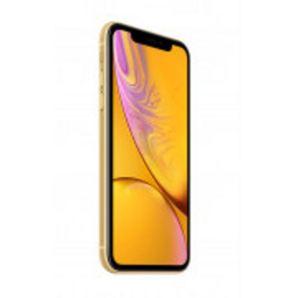 Offerta per Apple iPhone XR 128GB Giallo a 699€