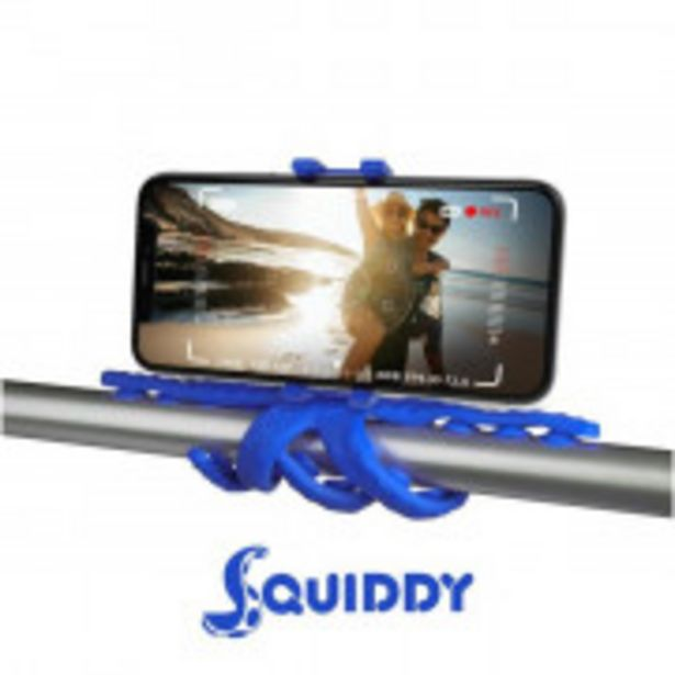 Offerta per Squiddy treppiede Smartphone/Act... a 4,9€