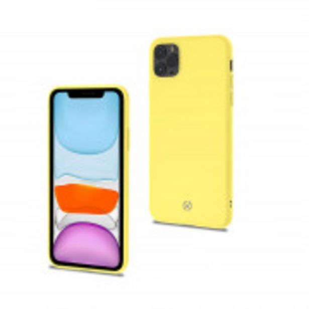 Offerta per Cover iPhone 11 Pro - CANDY Giallo a 9,9€