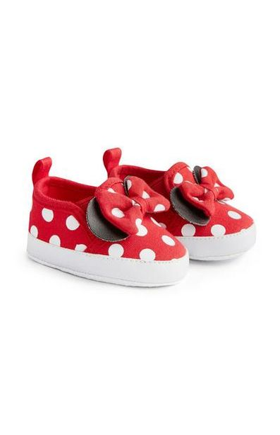 Offerta per Scarpe slip-on rosse Minnie a 6,5€
