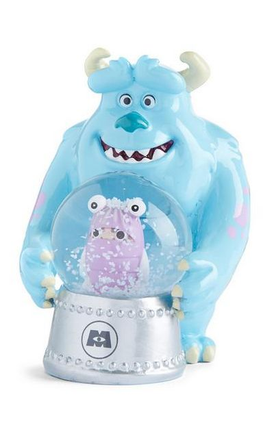 Offerta per Palla di neve blu Sulley Monsters & Co. a 10€