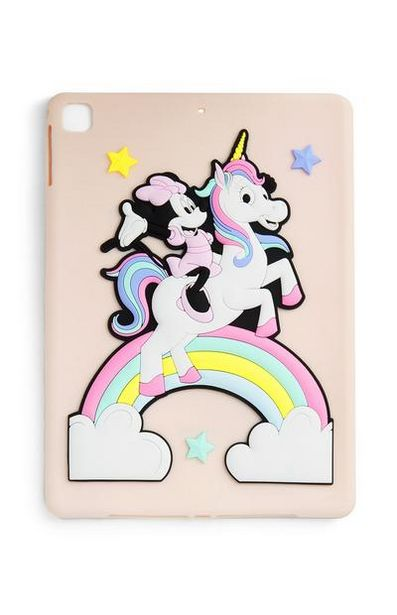 Offerta per Cover per iPad con unicorno e Minnie a 12€