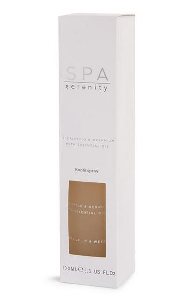 Offerta per Spray per ambienti Serenity Spa 100 ml a 5€