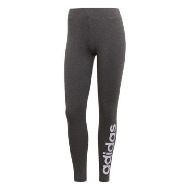 Offerta per ADIDAS - LEGGINGS LIN TIGHT GREY-PURPLE a 19,56€