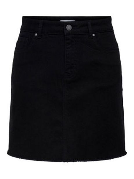 Offerta per JACQUELINE DE YONG - GONNA NEW FIVE RAW HEM SKIRT DENIM a 10€