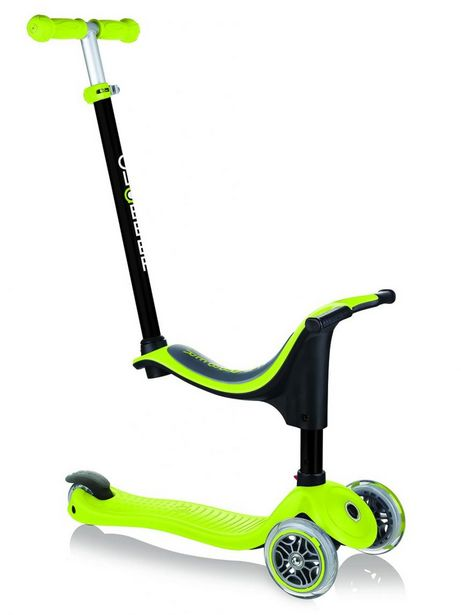 Offerta per Globber - go-up sporty - lime green a 89,99€