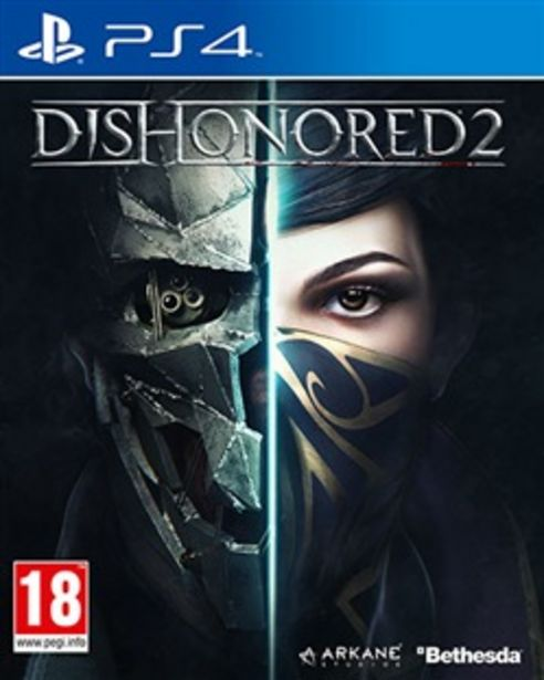 Offerta per Dishonored 2 Ps4 a 69,99€