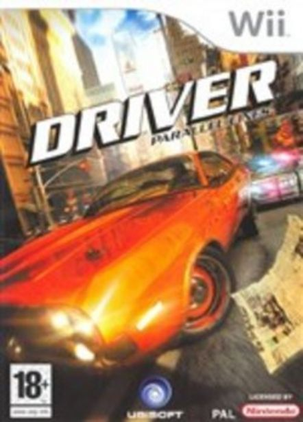 Offerta per Driver Parallel Lines Wii a 59,9€