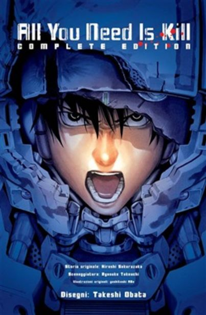 Offerta per All you need is kill. Complete edition. Vol. 1-2 a 12,25€