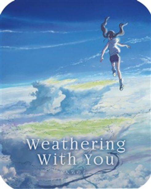 Offerta per Weathering With You (Steelbook) (Blu-Ray+dvd) a 22,49€