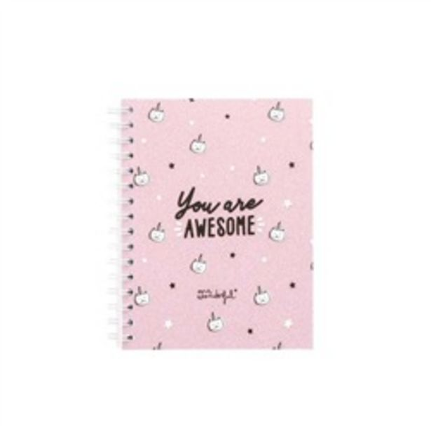 Offerta per Notebook - You are awesome 24,7x2,5x11,6 - MR WONDERFUL a 14,95€