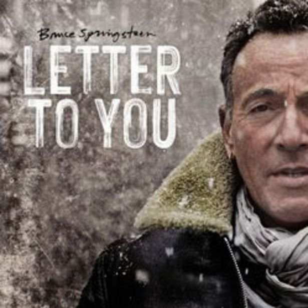 Offerta per Letter To You a 16,14€