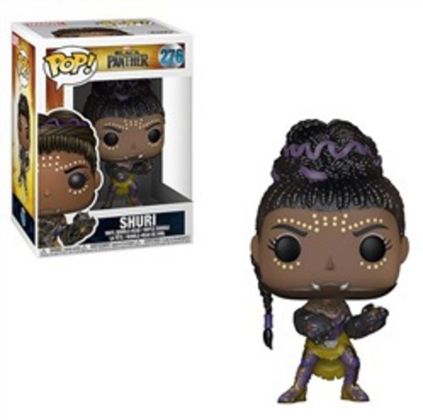 Offerta per Figure POP! Marvel Black Panther - Shuri a 15,99€