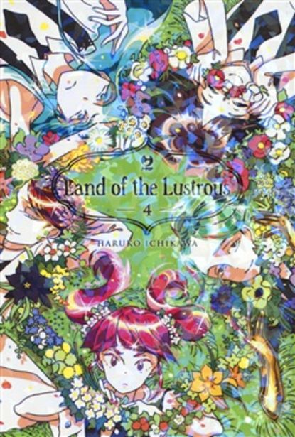 Offerta per Land of the lustrous. Vol. 4 a 7,12€