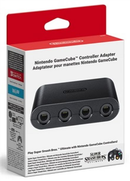 Offerta per NINTENDO Switch GameCube Adapter a 19,9€