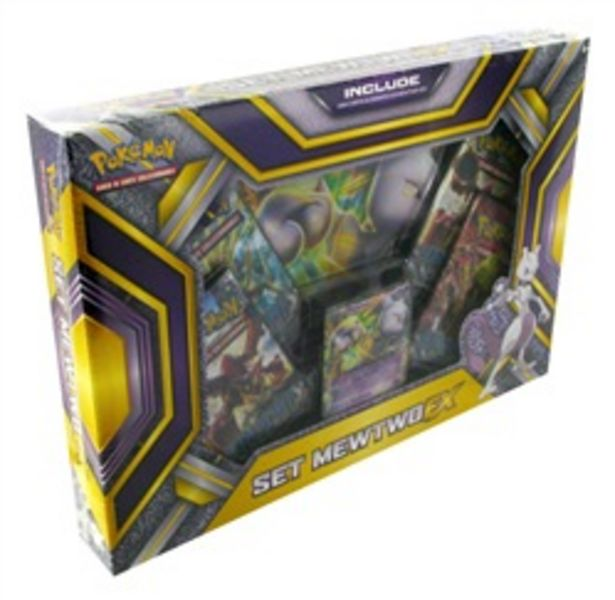 Offerta per Carte Pokemon Set Mewtwo-exx a 24,99€