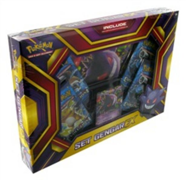 Offerta per Carte Pokemon Set Gengar-ex a 24,99€