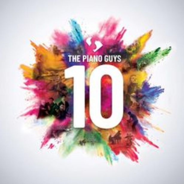 Offerta per The Piano Guys. 10 (Deluxe Edition) a 25,49€