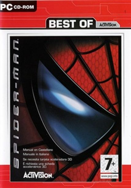 Offerta per Spiderman The Movie - Best Of - Pc a 9,9€