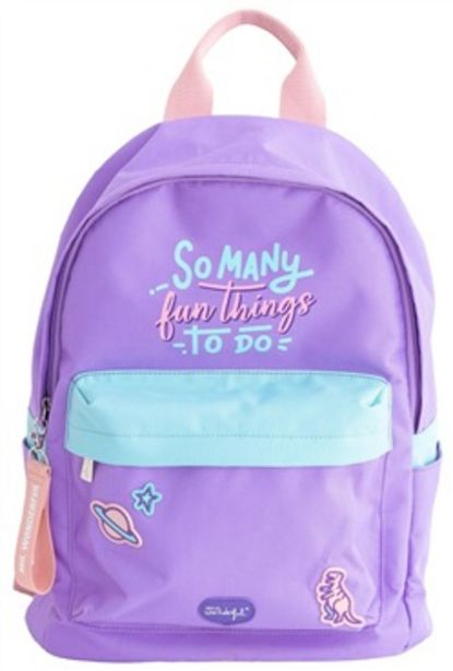 Offerta per Backpack - So many fun things to do a 33,96€